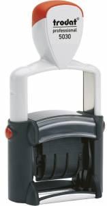 Stempel Trodat 5030 dato Professional 4.0 4mm