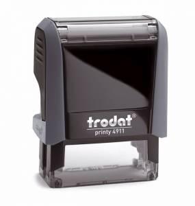 Stempel TRODAT 4911 36x12mm m/voucher