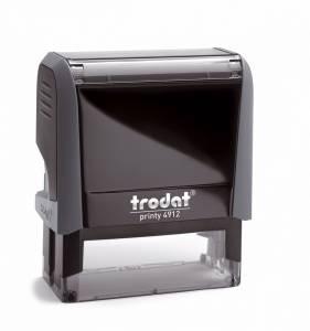 Stempel TRODAT 4912 46x16mm m/voucher