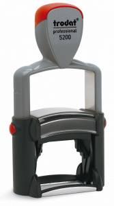 Stempel TRODAT 5200 39x23mm m/voucher Professional 4.0