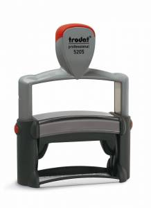 Stempel TRODAT 5205 m/voucher