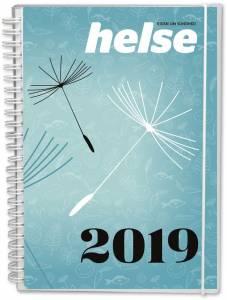 Mayland Helse A5 ugekalender 2019 (15x21cm)