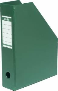 Tidsskriftskassetter ELBA Maxi A4 B:60mm - Grøn