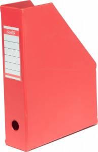 Tidsskriftskassetter ELBA Maxi A4 B:60mm - Rød