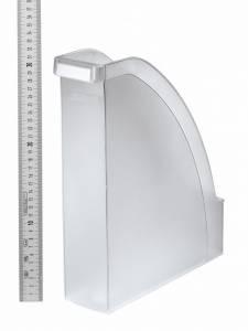 Tidsskriftsamler Leitz Plus standard A4 B:70mm - Klar