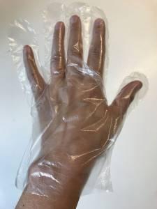 Handsker engangs M/L standard 100stk/pak