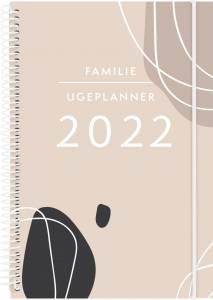 Mayland Familie ugeplanner, A5 22 2263 00