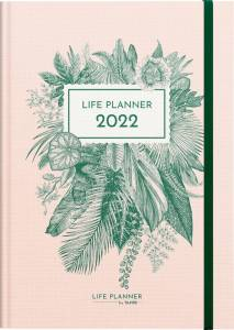 Mayland Life planner A5 ugekalender, Lemur 22 2269 10