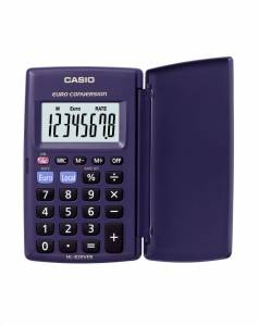Lommeregner Casio HL-820VER 8 cifre - beskyttelseslåg