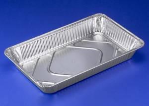 Gastrobakke Gastronorm 1/1, 527x325x67mm Mellem - 10stk/ps