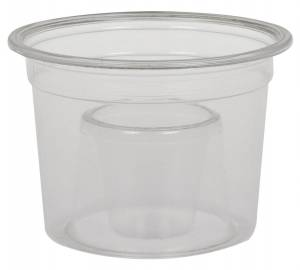 Plastikglas Jægerbombs klar 50stk/ps