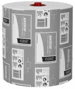 Aftørringspapir Katrin P. E. System 2-lag Ø190mm 20cmx120m - 6rl