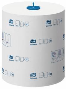 Håndklædeark Tork Matic H1, 1-lag Ø19cm 21cmx280m - 6rul