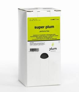 Håndrens Super Plum 1018 - 1,4 liter bag-in-box