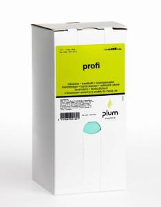 Håndrens Plum Profi 0918 - 1,4 liter bag-in-box