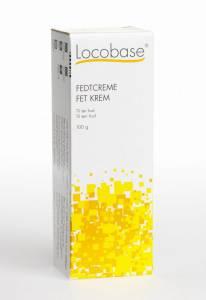 Hudplejecreme / Fedtcreme Plum Locobase tube - 10x100ml/kar