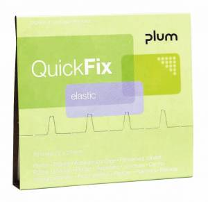 Plaster Plum QUICKFIX ELASTIC - pk. á 45 stk