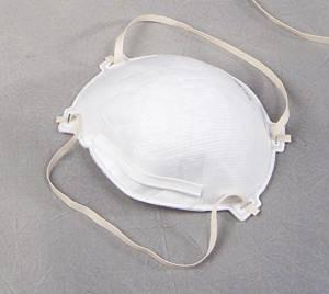 Åndedrætsværn 2208 FFP2S mod partikler 20stk/pak