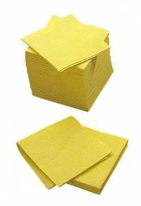 Alt-mulig-klud Cleanline gul 38x38cm 140g 10stk/pak