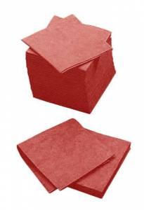 Alt-mulig-klud Cleanline rød 38x38cm 140g 200stk/pak