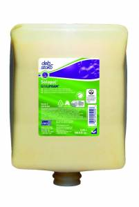 Håndrens Deb® Solopol GrittyFOAM GPF3LEURO - 3,25L ltr