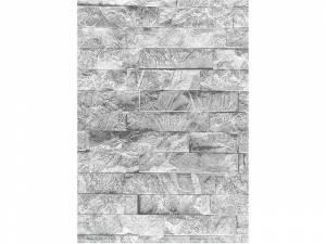 Gavepapir Wall 70g hvid kraft 40cmx150m dess 8226