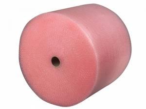Boblefolie antistatisk rosa 50cmx50m