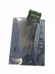 ESD shielding pose 127x203mm u/lynlås 5x8 100stk/pk