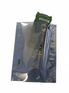 ESD shielding pose 254x356mm u/lynlås 10x14 100stk/pak
