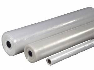 Afdækningsplast Translucent 70my - 4x50m (M-foldet)