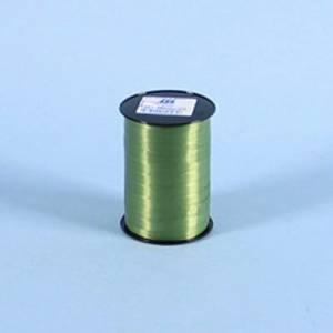 Gavebånd glat oliven 10mmx225m nr. 03