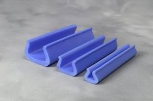 PE-profiler U 25-35 blå 120x2m = 240m/kar