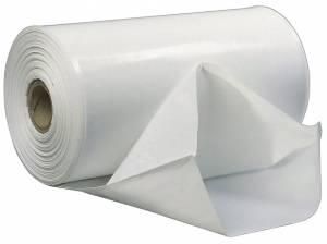 Plastikrørfilm hvid 800x0,10mmx300m