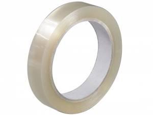 Tape PP klar 15mmx66m kerne Ø75mm - 10rl/pk