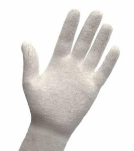 Handsker inderhandske bomuld str. 8 600par/pak
