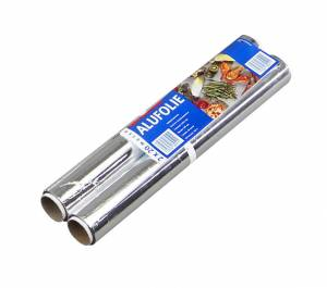 Stanniol / Aluminiumsfolie - 30cmx20m 2rul/pak