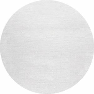 Borddug rund Duni Evolin Ø:180cm hvid - 15stk/kar