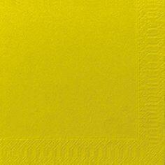 Servietter Duni Tissue 3-lags 24x24cm kiwi - 2000stk/kar