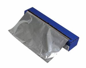 Stanniol / Aluminiumsfolie - 30cmx150m i cut-box