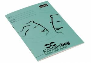 Kontaktbøger 32 sider 70gr. 14,8x10,5cm 25stk/pak 1060 00