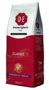 Kaffe DE Classic 500g