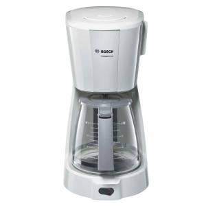 Kaffemaskine Bosch TKA3A031, 1Ltr /10 kopper - Hvid/grå