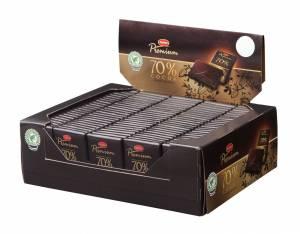 Marabou Premium chokolade 10g - 120 stk/pak