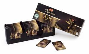 Chokolade Marabou Premium gaveæske mørk 70% - 12æsk/pak