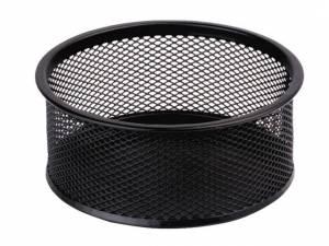Clipsholder tråd metal m/skridsikker bund sort