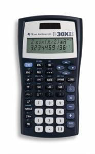 Matematikregner Texas TI-30X Pro Multiview Funktion