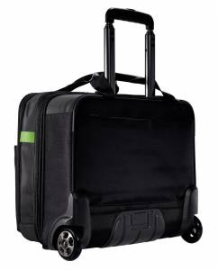 "Leitz Smart Traveller computertaske m/ hjul 15,6"" - Sort"