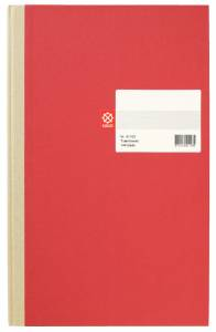 Esselte Protokol folio linieret 144 blade