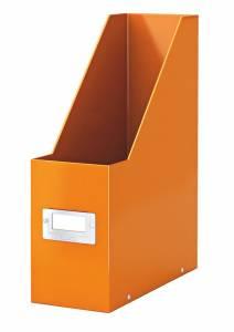 Tidsskriftsamler Leitz Click&Store WOW A4 B:100mm - Orange