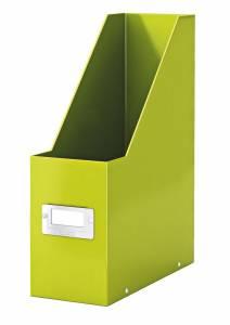 Tidsskriftsamler Leitz Click&Store WOW A4 B:100mm - Grøn